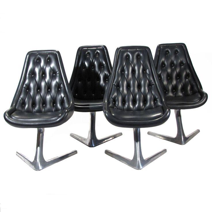 Chromcraft Sculpta Chairs