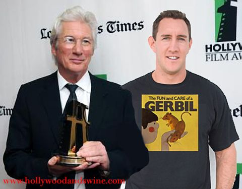 Man Who Started Infamous Richard Gere Gerbil Rumor Finally Apologizes