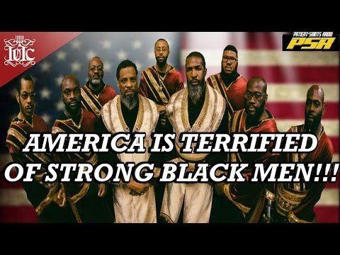 The Israelites: American is Terrified of Strong Black Men