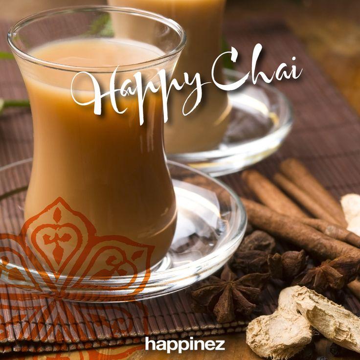 Happy Chai - Happinez recept