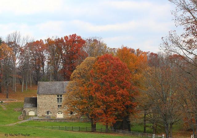 Beautiful old horse barn - Chester County, Pennsylvania