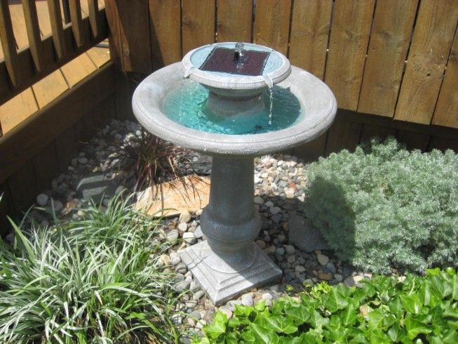 Electric Bird Bath Water Fountain Bird Bath Fountain Ceramic