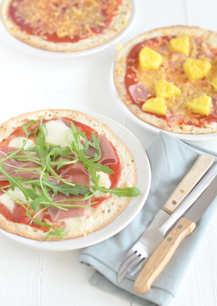 Kidsproof: Tortilla Pizza's - Uit Pauline's Keuken