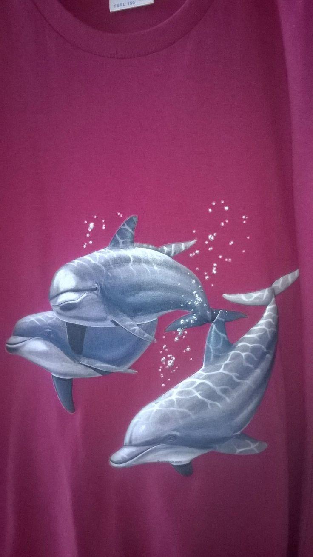 http://www.hellocartridges.com/categoria-prodotto/stampa-e-scritte-su-magliette/ Stampa maglietta delfini 3D