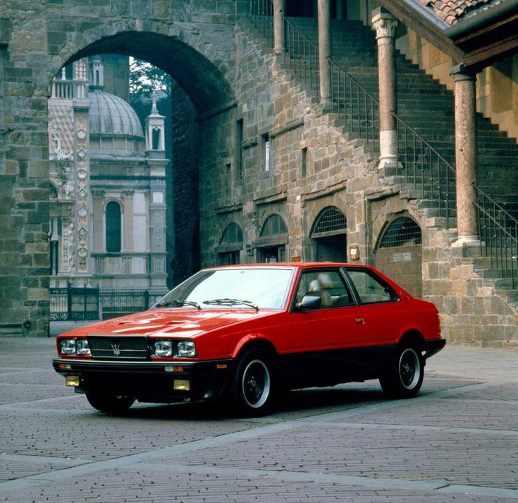 ✨ Maserati Biturbo (1981-1986)