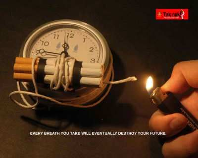 Anti-Smoking Campaign: 30 Anti-Smoking Advertisements