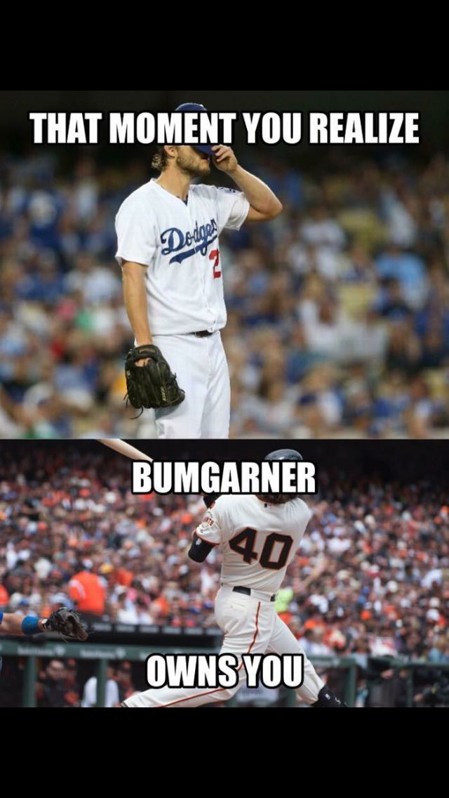 SF Giants Dodger meme
