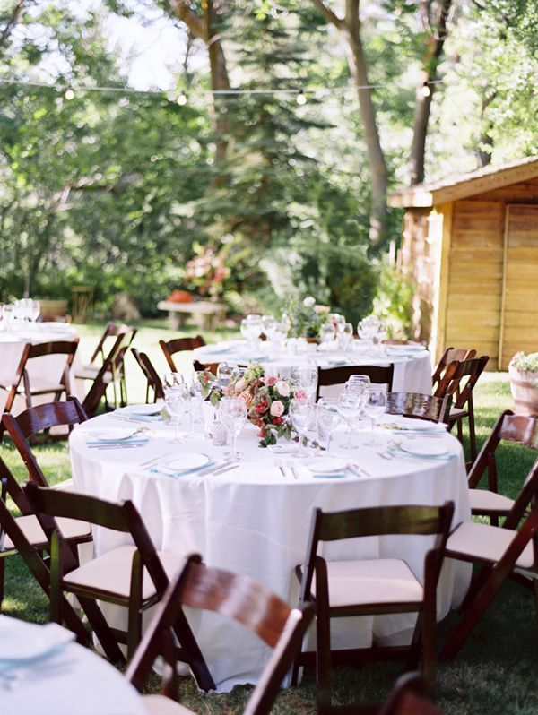 Since Perth Has So Many Beautiful Outdoor Garden Ceremony Locations, We Can  Guarantee These Brown Wooden Chairs Will Look Perfect For Any