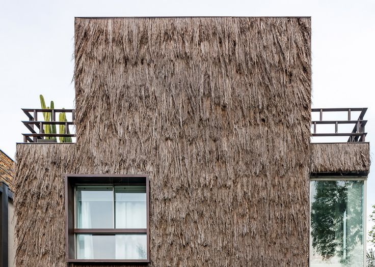 Campana brothers use palm fibre to give hairy texture to house