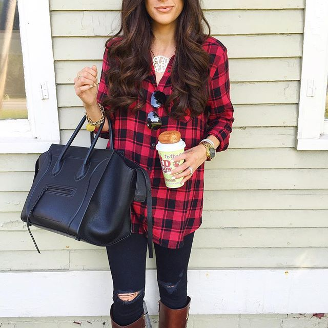 fall outfits on this girls blog