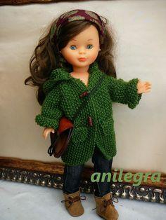 ANILEGRA COSE PARA NANCY: Anilegra & Ama modelos exclusivos en punto para Nancy VENDIDO