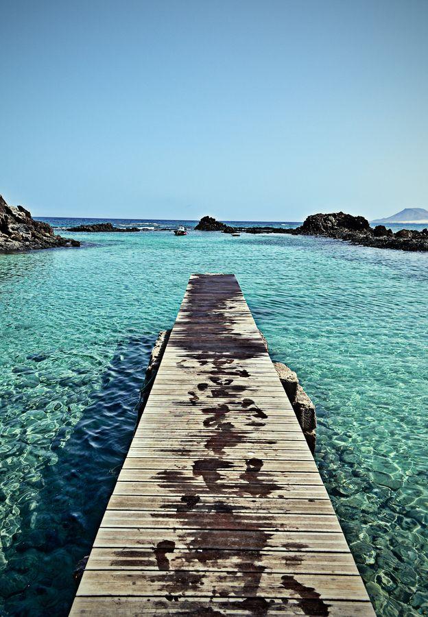 ♥ I'll Be There Next Week!! ;)) ...Isla de Lobos , Fuerteventura, Canaries.