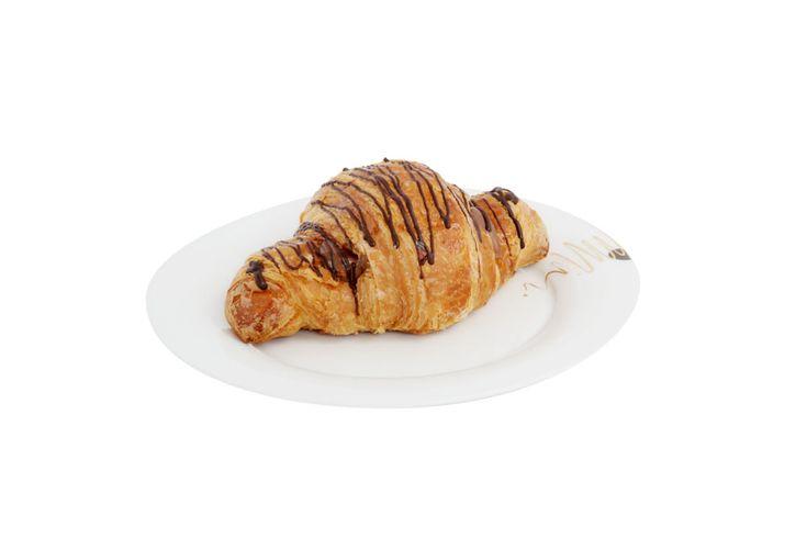 #croissant al #cioccolato