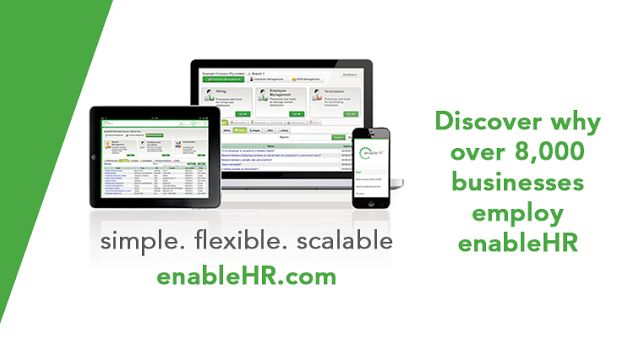 Hello Monday is now an enableHR Partner