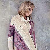 Магазин мастера Людмила: шарфы и шарфики, шали, палантины, пиджаки, жакеты, платья, банные принадлежности