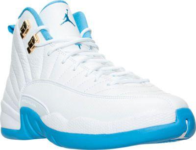 Girls' Grade School Air Jordan Retro 12 (3.5y-9.5y) Basketball Shoes   Finish Line