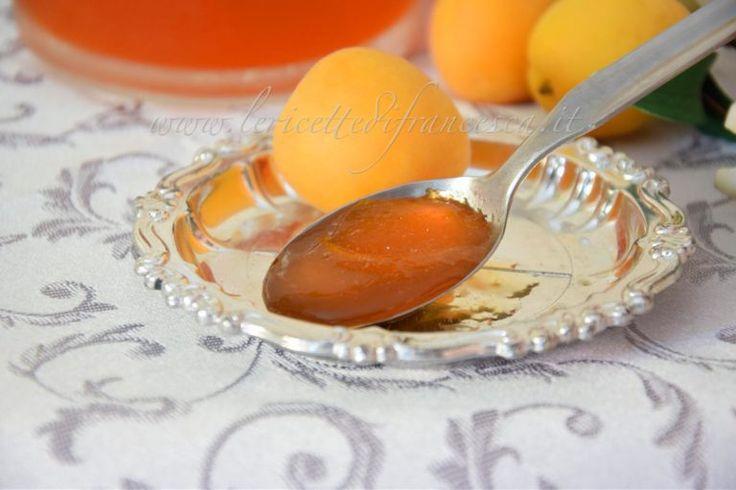 Gelatina di albicocche   Confetture e Marmellate