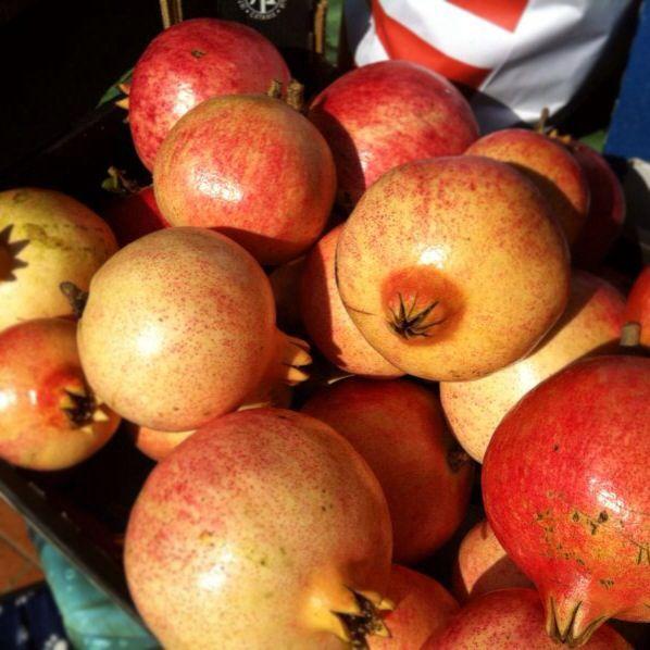 Stiamo meditando su come consumare questi bei #melograni!! Voi cosa ci fareste? Rispondete con un commento!!  #buonpranzo da #ricettelastminute! #love #food #instafood #instagood #instaphoto #fruit #frutto #frutta #passione #photooftheday #italia #italy #sicilia #sicily #catania #me #passion #mele #melograno