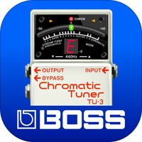 BOSS Tuner' van Roland Corporation