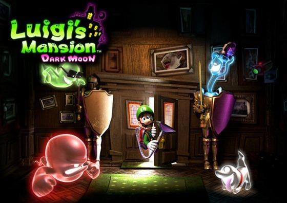 Luigi's Mansion: Dark Moon release date announced