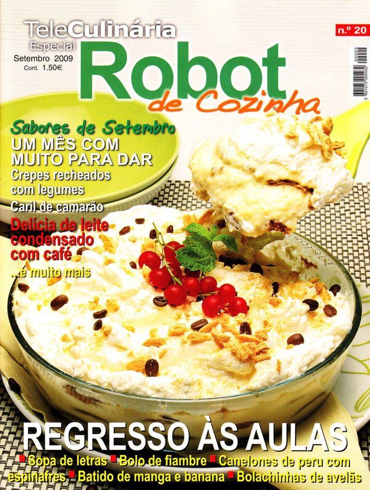 TeleCulinária Robot de Cozinha Nº 20 - Setembro 2009