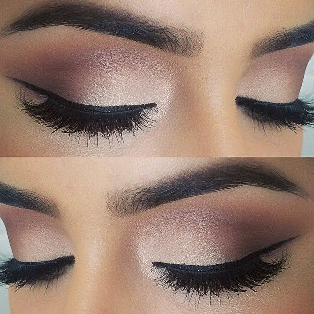 Homecoming black dress makeup pictures