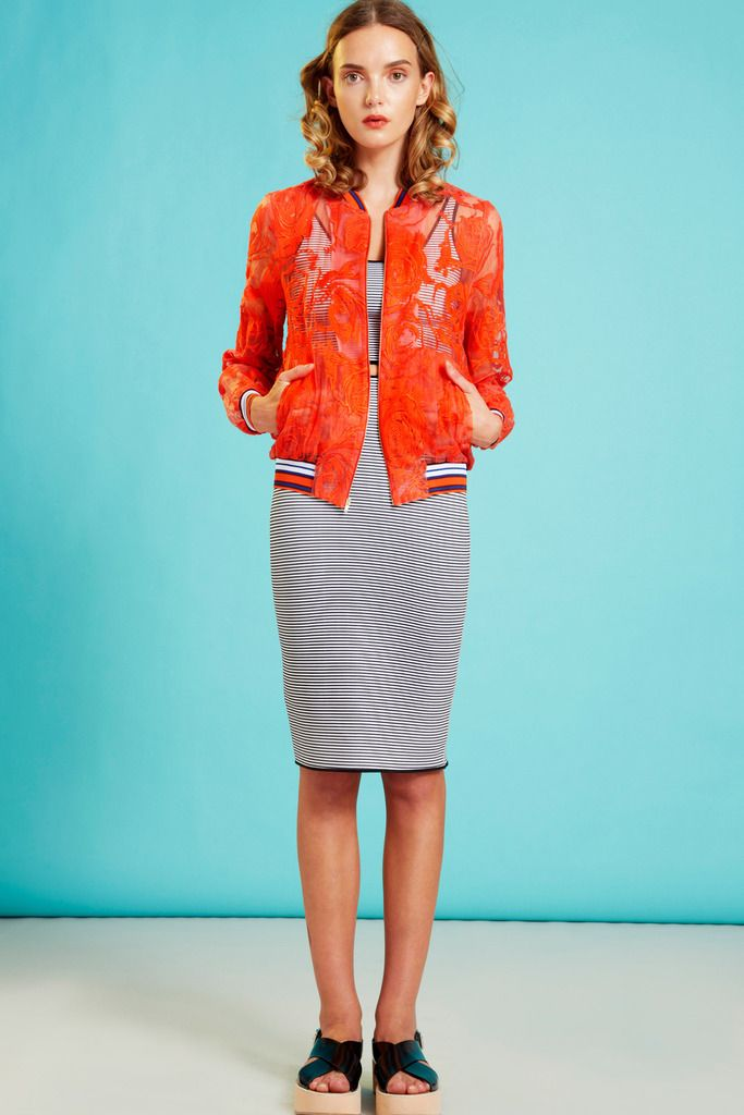 Clover Canyon | Resort 2015 Collection | Style.com