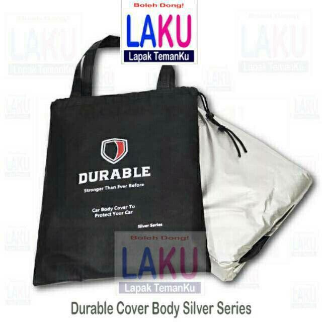 Saya menjual Toyota Calya Cover Body Penutup Mobil Silver Series seharga Rp231.000. Dapatkan produk ini hanya di Shopee! https://shopee.co.id/waroengkezia/237424633 #ShopeeID