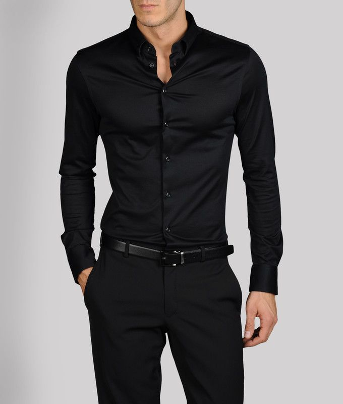Emporio Armani - Official Online Store Men Shirt