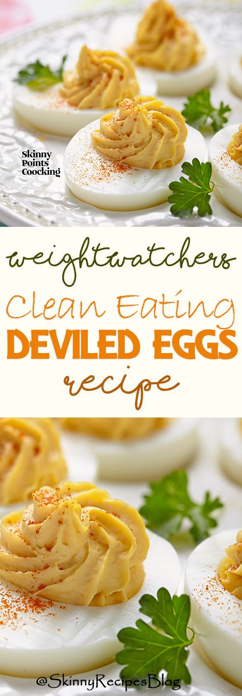 Deviled eggs are perfect as appetizers for party or a side dish for potlucks and picnics. Instead of ruining a perfectly healthy egg with mayo, try our healthy deviled egg recipe that tastes just as great as the original! Sprinkle some paprika on your eggs to finish, and no one will know the difference between …