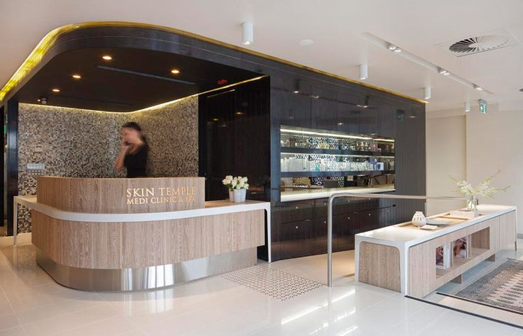 Skin Clinic Interior Design Google Clinic Pinterest Beauty Interiors And Interior Design