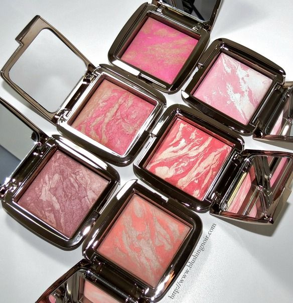 Makeup Wars - Favorite Blushes for Spring & Summer feat. Hourglass Ambient Lighting Blush | via @BlushingNoir