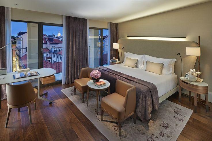 Mandarin Oriental Milan opening: the new Milan Luxury Hotel | Milan Design Agenda