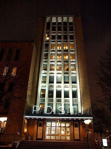 The Post office Helsinki