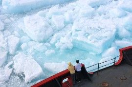 """METHANE EMISSIONS """"THROUGH THE ROOF"""" As Arctic Melts Faster Than Predicted: Arctic Study Group.  In summary: Rapidly warming temperatures have accelerated the melt of sea ice and permafrost, which in turn has now begun to cause the release of huge amounts of methane — which will cause even greater atmospheric warming.  And what's the industry's response to a melting arctic and the dramatic implications this holds for climate change? Always ready for opportunity, Shell last week announced new…"""