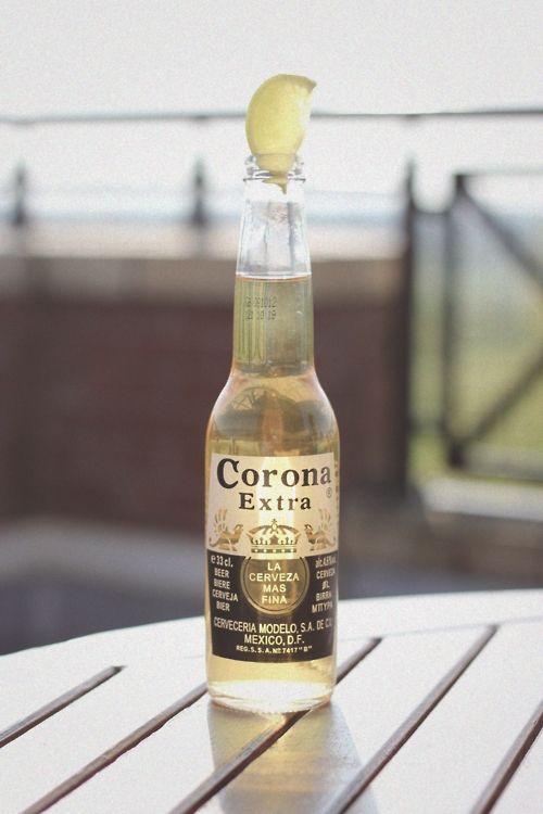 Cerveza corona mining