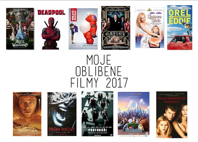 My favourite films 2017