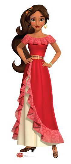Elena Of Avalor Cardboard Stand Up Philo En 2019