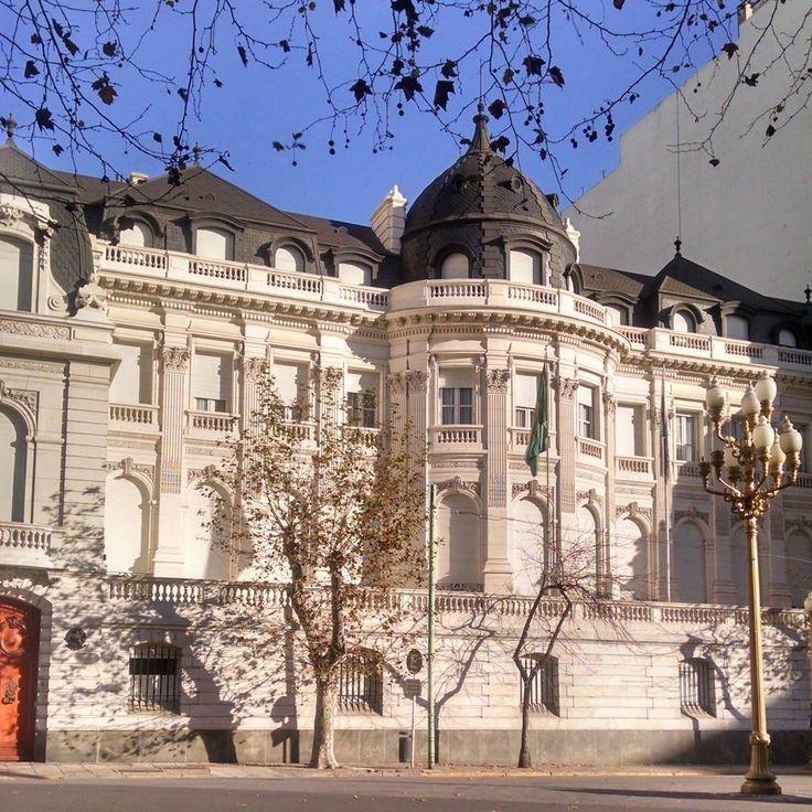 Palacio Pereda - Residencia del Embajador de Brasil - Buenos Aires
