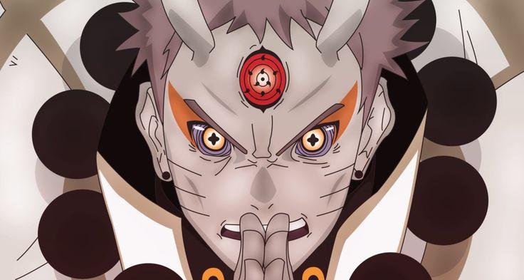 Naruto+(Rikudou+Sennin)+by+Indiandwarf.deviantart.com+on+@DeviantArt