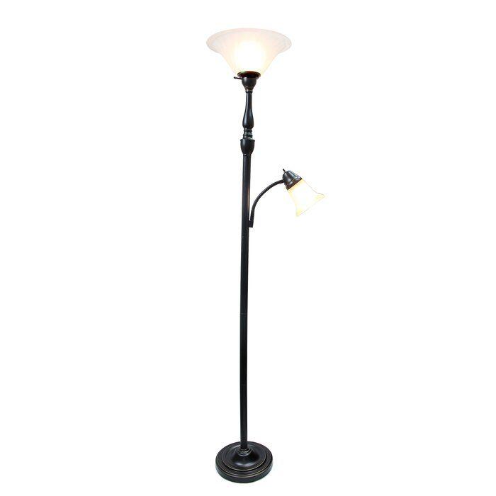 Payson 71 Torchiere Floor Lamp Torchiere Floor Lamp Lamp Floor Lamps Living Room