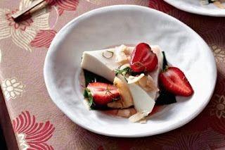 Resep Puding Kelapa Muda Strawberry   Aneka Kreasi Resep Masakan ...