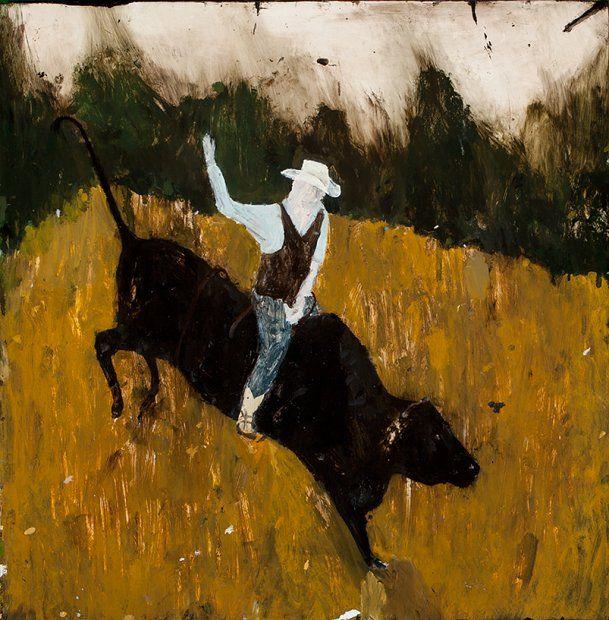 Bindoon Rodeo / Richard Lewer