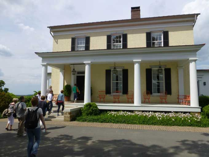 Moss Mountain Farm and the House that P Allen Smith Built — Veggie Gardening Tips