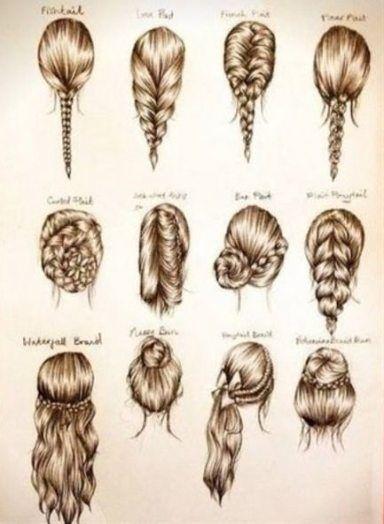 Hairstyles For School Medium Hair 35 Ideas