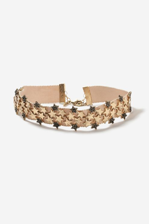 Star Studded Choker from Topshop R285,00