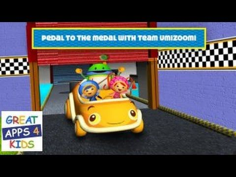 Team Umizoomi: Math Racer | Math and Racing Game App for Kids