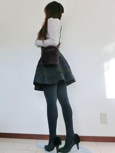 WEGOのショルダーバッグ「WEGO/ファーミニショルダーバッグ」を使ったatsuko のコーディネートです。WEARはモデル・俳優・ショップスタッフなどの着こなしをチェックできるファッションコーディネートサイトです。