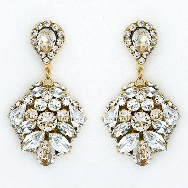 114 best Haute Bride Wedding Jewelry & Accessories images on ...