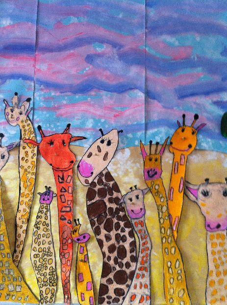 Safari Animals classroom display photo - Photo gallery - SparkleBox